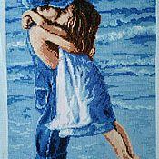 Картины ручной работы. Ярмарка Мастеров - ручная работа Вышитая картина. Handmade.