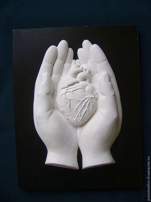 Элементы интерьера ручной работы. Ярмарка Мастеров - ручная работа. Купить руки хирурга. Handmade. Белый, сувенир, подарок