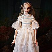 """Куклы и игрушки ручной работы. Ярмарка Мастеров - ручная работа Шарнирная  кукла """"Василиса"""".. Handmade."""