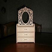handmade. Livemaster - original item Doll boudoir 1524. Handmade.