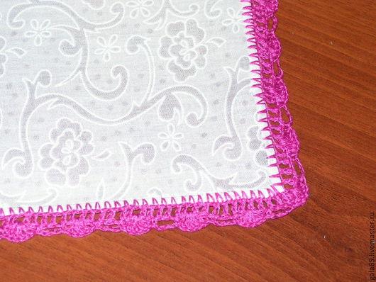 Красивые платочки ручной работы