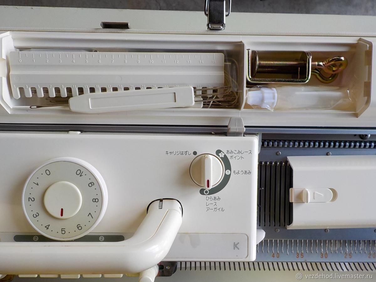 Вязальная машина Бразер КН 940 / 840 Япония – купить в интернет-магазине на Ярмарке Мастеров с доставкой - HIRP1RU | Зеленоград