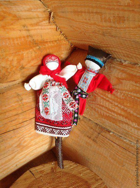 Народные куклы ручной работы. Ярмарка Мастеров - ручная работа. Купить Мировое древо. Handmade. Кукла, оберег, подарок, роща