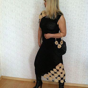 Одежда ручной работы. Ярмарка Мастеров - ручная работа Платья: Ажур и сумочка. Handmade.