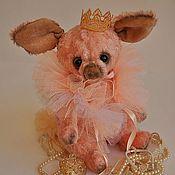 Куклы и игрушки ручной работы. Ярмарка Мастеров - ручная работа Принцесса Бусинка. Handmade.