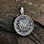 Украшения handmade. Livemaster - original item Amulet of VELES. Handmade.