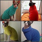 handmade. Livemaster - original item Plush sweater