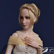Куклы и игрушки handmade. Livemaster - original item Miniature porcelain BJD `Kelly`. Handmade.