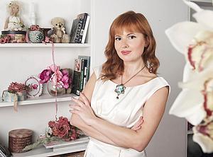 Магазин мастера Лариса Шушпанова   LS-design: броши, ткань для цветов, обучающие материалы, комплекты украшений, диадемы, обручи