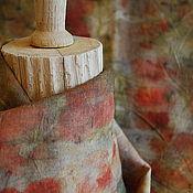 """Аксессуары ручной работы. Ярмарка Мастеров - ручная работа Шарф """"Ависага"""". Handmade."""
