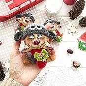 Куклы и игрушки ручной работы. Ярмарка Мастеров - ручная работа Коллекция Little Troll Овечки. Handmade.
