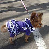Для домашних животных, handmade. Livemaster - original item Dress - jumpsuit iarocci. Handmade.