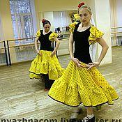 Одежда ручной работы. Ярмарка Мастеров - ручная работа Испанский танец.. Handmade.