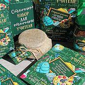 Сувениры и подарки handmade. Livemaster - original item Teachers.Gift set.. Handmade.