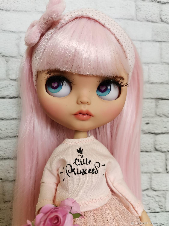 Кукла Блайз, Ангелина, Кастом, Екатеринбург,  Фото №1