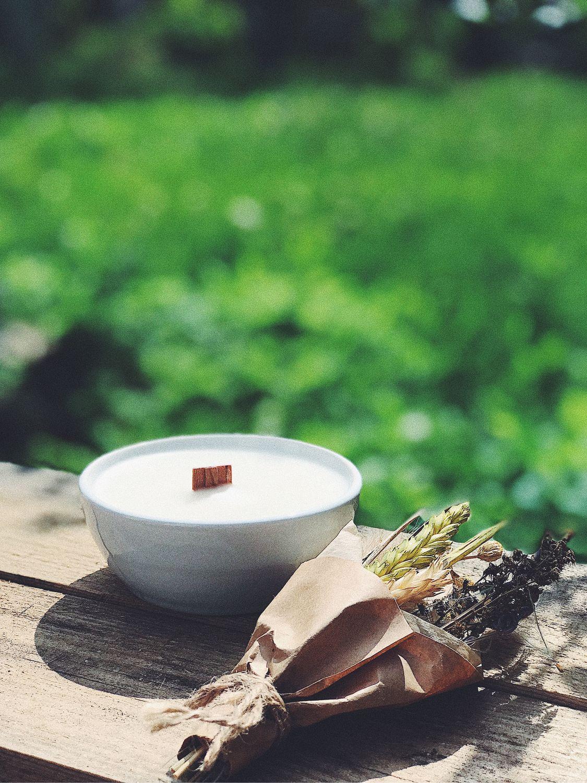 Арома свеча из соевого воска, Свечи, Санкт-Петербург,  Фото №1