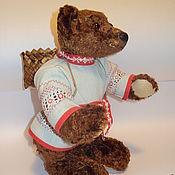 Куклы и игрушки ручной работы. Ярмарка Мастеров - ручная работа Потапыч. Handmade.