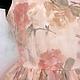 """Платья ручной работы. Вечернее платье """"Осень"""". IN DRESS. Интернет-магазин Ярмарка Мастеров. Цветочный, платье вечернее"""