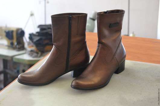Обувь ручной работы. Ярмарка Мастеров - ручная работа. Купить Бронза 3500 sale 40%. Handmade. Бордовый