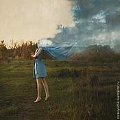 """Картины и панно ручной работы. Ярмарка Мастеров - ручная работа Фотокартина """"Оставить небо"""". Handmade."""