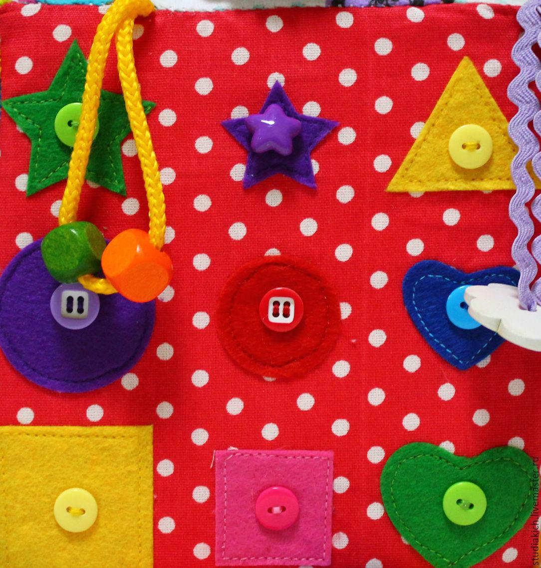 Доска с замочками, или «пульт управления» для ребенка своими 2
