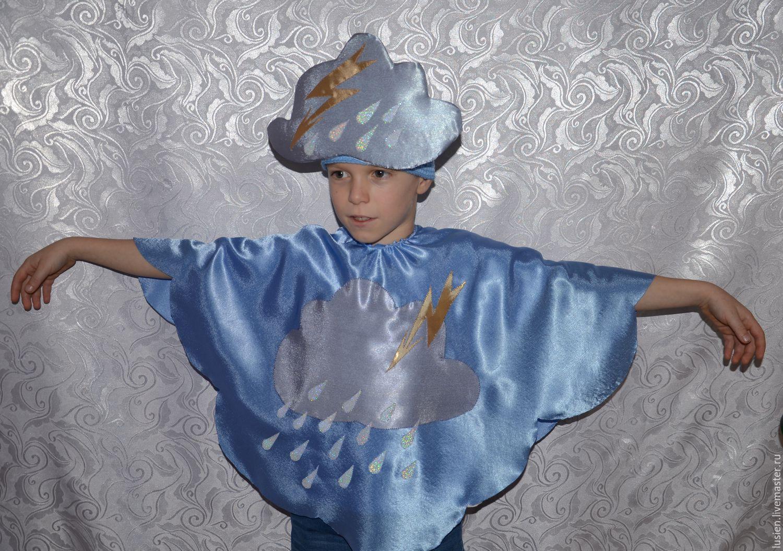 Как сделать костюм тучки фото 960