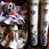 Аксессуары ручной работы. Ярмарка Мастеров - ручная работа шапка шарф валенки. Handmade.