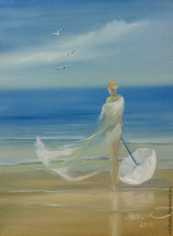 Картинки лето девушка море