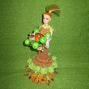 Куклы и игрушки ручной работы. Ярмарка Мастеров - ручная работа Королева осени. Handmade.