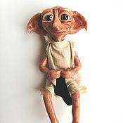 Куклы и игрушки handmade. Livemaster - original item Dobby 2. Handmade.