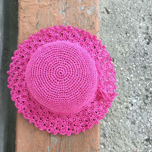 """Шляпы ручной работы. Ярмарка Мастеров - ручная работа. Купить Шляпка """"Мэри"""". Handmade. Шляпка, рафия, подарок девушке, приятный"""