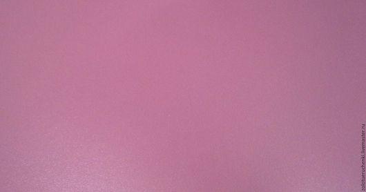 Открытки и скрапбукинг ручной работы. Ярмарка Мастеров - ручная работа. Купить Кардсток с блеском. Handmade. Розовый, бумага для скрапбукинга