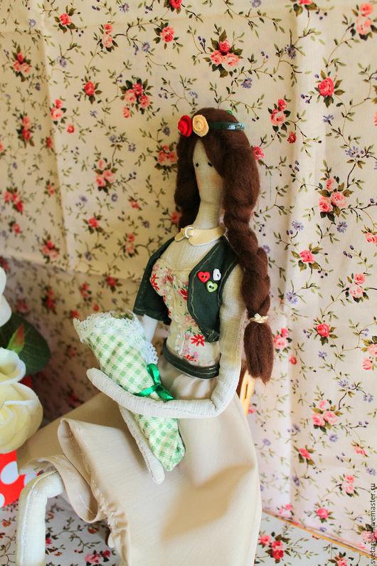 тильда,  купить тильду,  кукла ручной работы, интерьерная кукла,  подарок любимым, авторская кукла