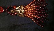 Украшения ручной работы. Ярмарка Мастеров - ручная работа Сотуар из янтаря.. Handmade.