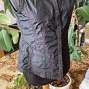 Винтаж handmade. Livemaster - original item vest. Japanese design. New. Vintage.. Handmade.