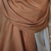 Винтаж ручной работы. Ярмарка Мастеров - ручная работа Новый  палантин из пашмины.Непал.. Handmade.