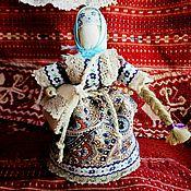 Статуэтки ручной работы. Ярмарка Мастеров - ручная работа Успешница обереговая  славянская кукла. Handmade.