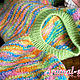 Plush suit 'rainbow'. Pet clothes. Animal Style. My Livemaster. Фото №6