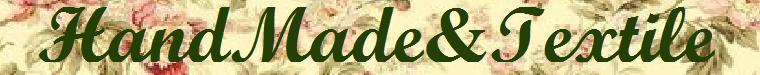 HandMade&Textile