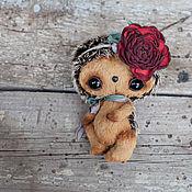Куклы и игрушки ручной работы. Ярмарка Мастеров - ручная работа Мико. Handmade.