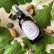 Косметика ручной работы handmade. Livemaster - original item Oily and combination of natural oak Bark. Handmade.