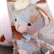 Куклы и игрушки ручной работы. Ярмарка Мастеров - ручная работа лисёнок Аими. Handmade.