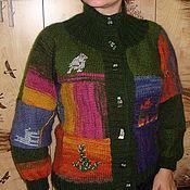"""Одежда ручной работы. Ярмарка Мастеров - ручная работа Куртка """"Мексика"""". Handmade."""
