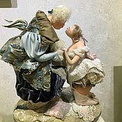 Куклы и игрушки ручной работы. Ярмарка Мастеров - ручная работа Ромео и Джульетта. Handmade.
