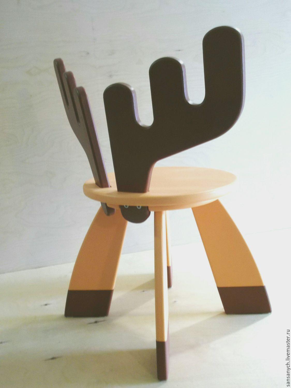Сделай сам стул своими руками из фанеры
