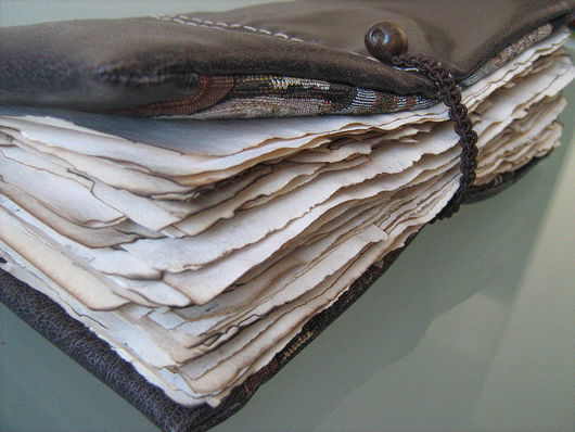 Sketchbooks handmade. Livemaster - handmade. Buy SOULBOOK 'SOBRANIE'.Book, personal diary, faux leather