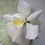 Свадебный салон ручной работы. Ярмарка Мастеров - ручная работа Орхидея Каттлея. Handmade.