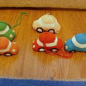 Сувениры и подарки ручной работы. Ярмарка Мастеров - ручная работа Брелок в машину. Handmade.