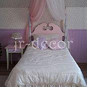 Для дома и интерьера ручной работы. Ярмарка Мастеров - ручная работа Кровать для детской. Handmade.