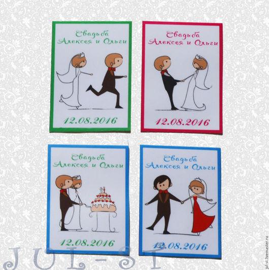 Магниты ручной работы. Ярмарка Мастеров - ручная работа. Купить Магнит приглашение на свадьбу.. Handmade. Комбинированный, свадебный аксессуар, пригласительные